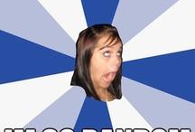 Annoying Facebook Girl / by Julia Vogel