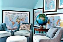 maps / by Alma Cárdenas