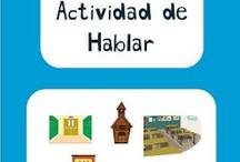 Spanish class / by Amy Malone