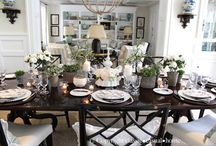 Design: Dining Room / by Bailey Vaughn