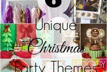 2014 Santa Party Ideas / by Jama Cadle
