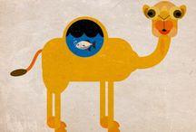 Du chameau!  / by Rachel Oo