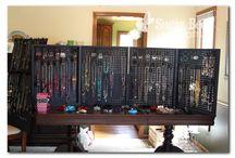 Jewelry Display Ideas / by Kristi