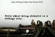 Writing Advice / by Alexandra Schlomer