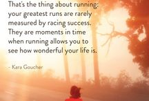 Running=therapy / by Courtney Simpkins