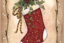 Christmas / by Elaine Beckham