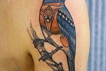 tattoos / by Kala Walker