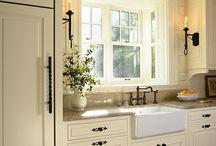 Kitchen Ideas / by Heather Easton