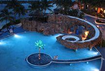 Pools & Gardens / by Stella S.