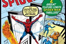 Marvel Digital Comics Shelf / Visit https://comicstore.marvel.com for Marvel's full digital comics library. / by Marvel Entertainment