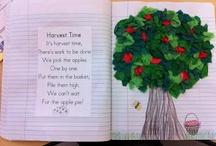 Poems for kindergarten / by Sandy Knepper