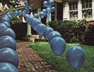 Party Ideas / by Margie Hillhouse