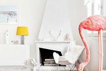Flamingo obsession / by Chloé Fleury