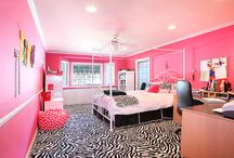 Bedroom ideas / by Chrissy Sheppard