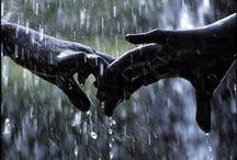 Let it rain  / Rain / by Irma Sanmillán Deglané