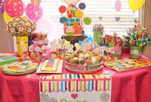 Milly's 2 Sweet Birthday :-) / by Leigh-Andra Hardin