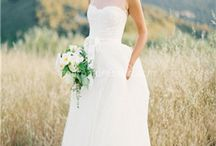 Wedding Dresses / by Anna Jedrey