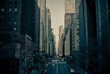 new york / by Samin Yousefi