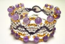 Macrame Bracelets / by kaynara jewellery