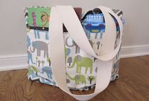 Diaper Bags / by Ooh Baby