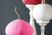 Fall decor / by Annie Lampella