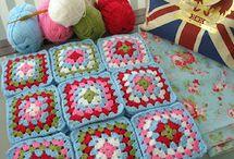 Crochet Granny a.o / by Diana Vink