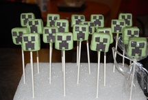 Minecraft Party / by Tiffany Miller