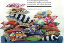 Pillows & all / by Vaishali Design Studio