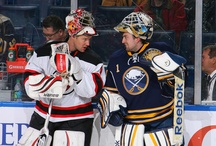 Sabres and Hockey Stuff / by Mandy Ashcroft