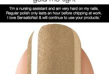 #SensatioNail Testimonials / by SensatioNail