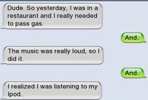 Seriously Funny!! / by Kara Link