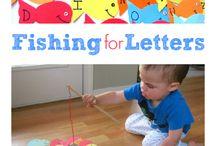 Preschool Stuff / by Elizabeth Gardner