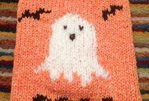 Holiday Knit / Fun Holiday knitting pattern / by Learn Knitting Stitches Free Patterns
