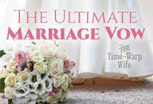Marriage / by Lisa Oshirak