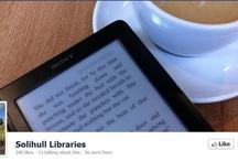 Library / by Jocelyn Baker