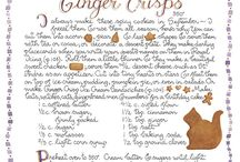 Cookie Monster  / Cookie recipes / by Donna Pelc