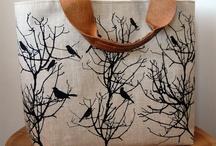 Printed bags / by Lilla Cséfalvay