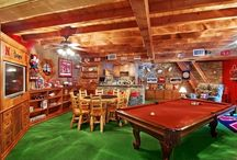 Man Cave, Den, & Office / by Spike's Place