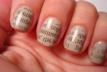 Nail polish ideas / by Anna Hall