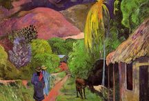 Art.Gauguin / by Jody Chandler