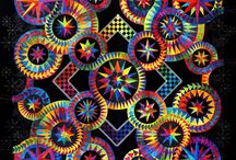 Quilts-Spirals, Circles, and Points Oh My! / by Denette Stoll