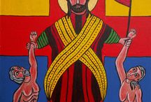 Ethiopian Icons / by Orthodox Christian Network