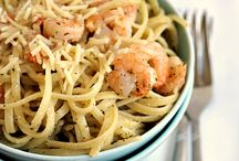 Seafood Recipes / by Andrea Campbell