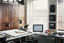 Studios, offices... / by Karen Kondlatsch