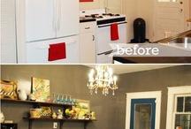 Kitchen Remodel / by Adriana Kraus