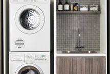 Laundry and Utility Rooms / by Alice