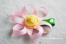 hair accessories / by beclyn