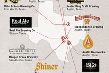 Texas Beers / Featuring the best craft beers and other Texas staples. A Texas-sized board of homebrew recipes, beer advertisements, specials, brewpubs, and more. / by Good Bull Hunting