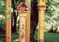 Birdhouses / by Rob Gamache