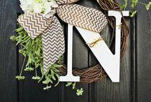 Wreath's / by Tara Condron
